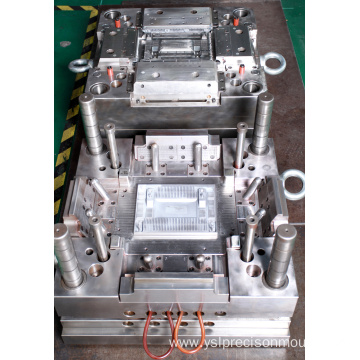High precision plastic injection mould for router